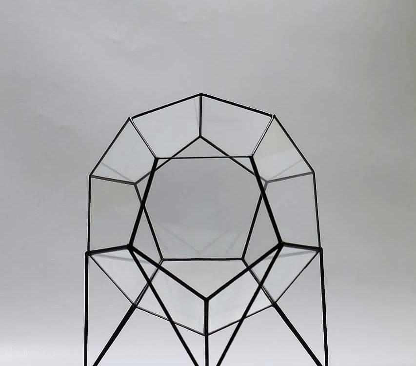 Геометрические формы для интерьера и флорариумо...